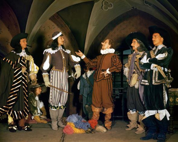 José Ferrer as Cyrano de Bergerac Movie Photo