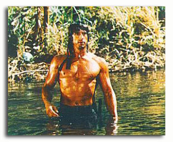 (SS3283709) Sylvester Stallone  Rambo III Movie Photo