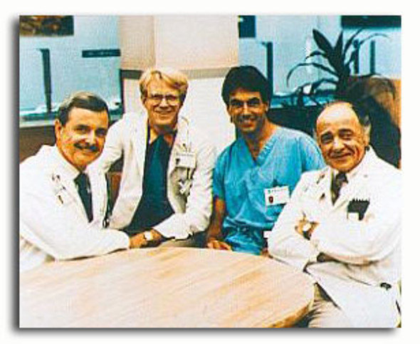 (SS3283761) Cast   St. Elsewhere Television Photo