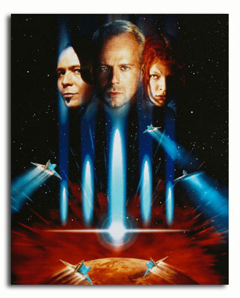 (SS3291366) Bruce Willis  The Fifth Element Music Photo