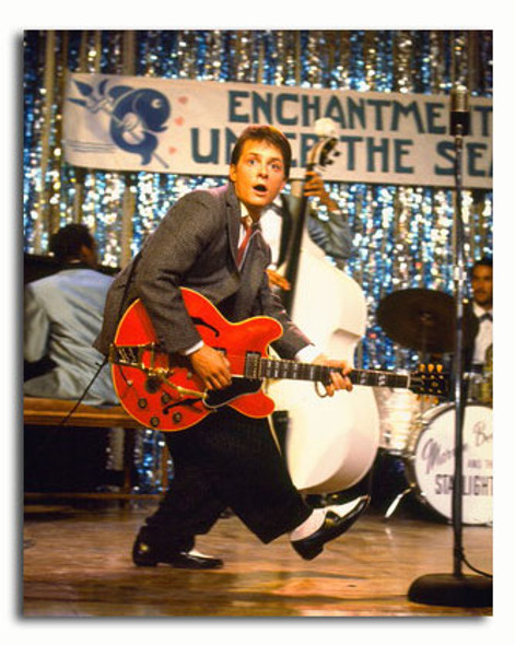 (SS3307408) Michael J. Fox  Back to the Future Movie Photo