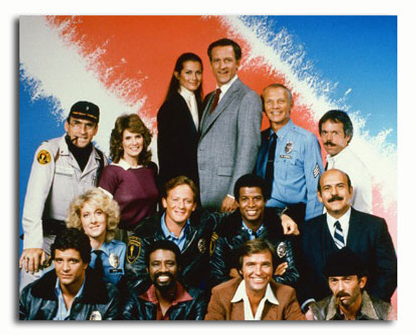 (SS3308552) Cast   Hill Street Blues Television Photo