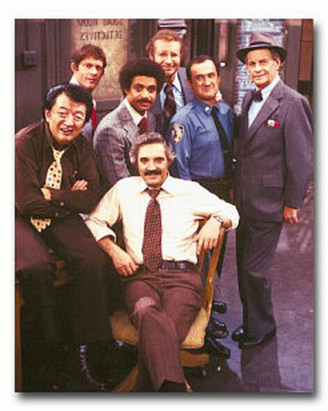 (SS3311672)  Barney Miller Television Photo