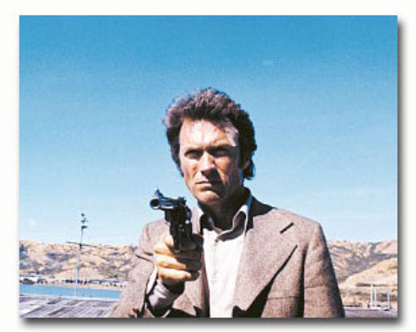 (SS3312140) Clint Eastwood  Magnum Force Movie Photo