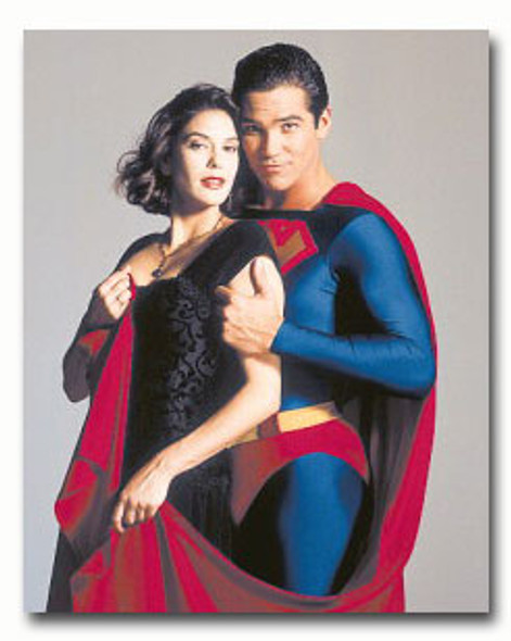 (SS3312790) Cast   Lois & Clark: The New Adventures of Superman Television Photo