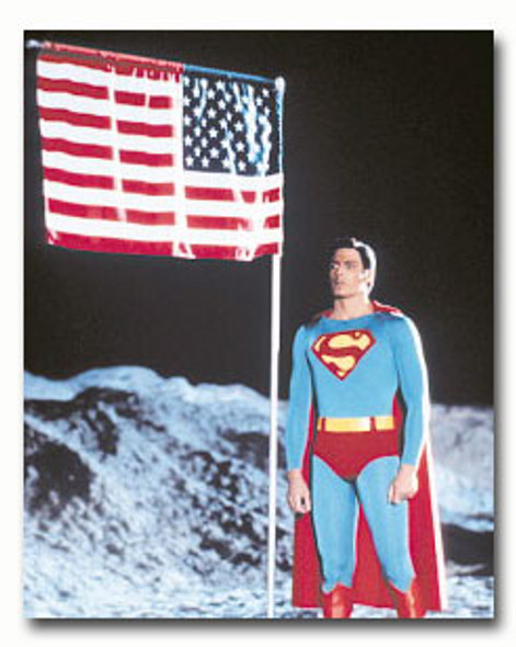 (SS3313076) Christopher Reeve  Superman Movie Photo