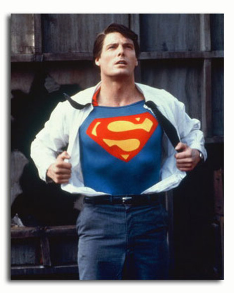 (SS3313089) Christopher Reeve  Superman Movie Photo