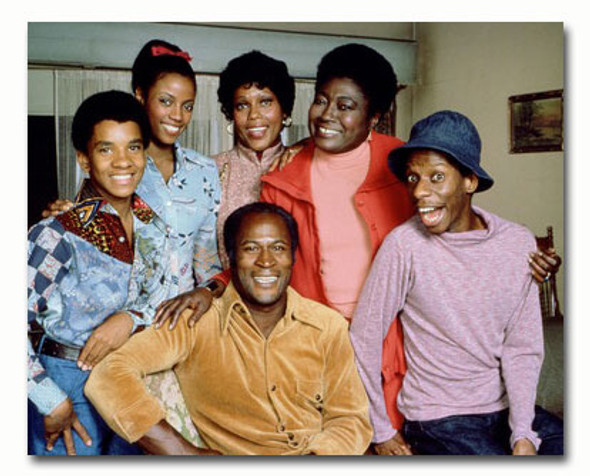 (SS3315065) Cast   Good Times Television Photo