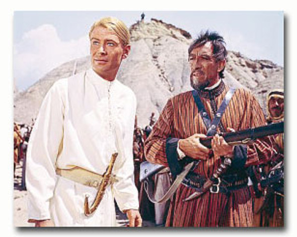 (SS3315559) Cast   Lawrence of Arabia Movie Photo