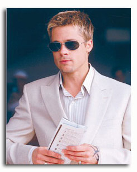 (SS3316144) Brad Pitt  Ocean's Eleven Movie Photo