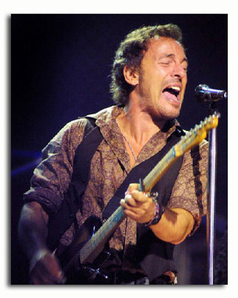 (SS3316690) Bruce Springsteen Music Photo