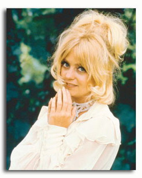 (SS3318861) Goldie Hawn  There's a Girl in My Soup Movie Photo