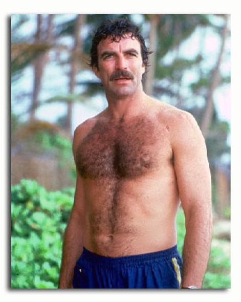 (SS3320759) Tom Selleck  Magnum, P.I. Movie Photo