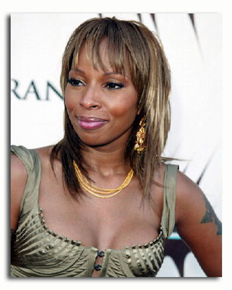 (SS3323216) Mary J. Blige Music Photo