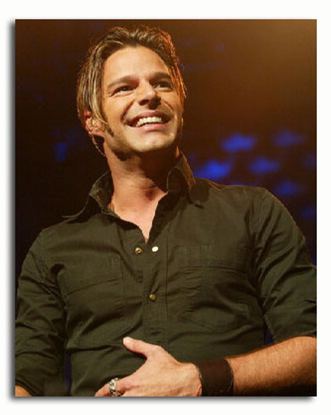 (SS3324633) Ricky Martin Music Photo