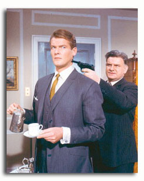 (SS3324815) Roger Moore  The Saint Movie Photo