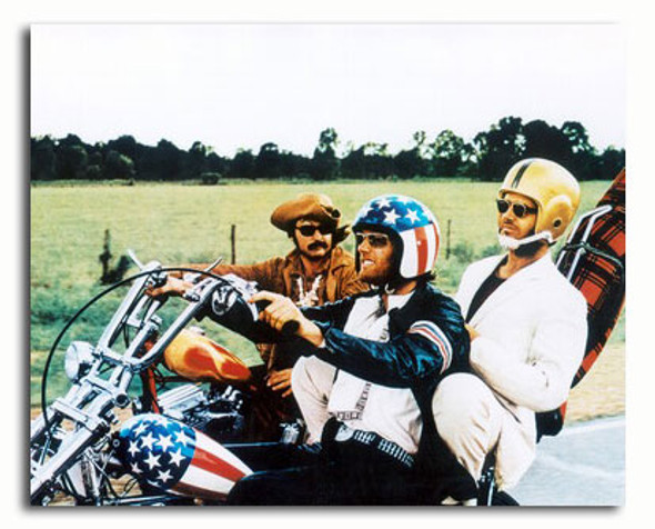 (SS3326934) Cast   Easy Rider Movie Photo
