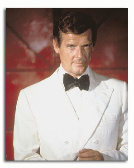 (SS3328130) Roger Moore  The Saint Movie Photo