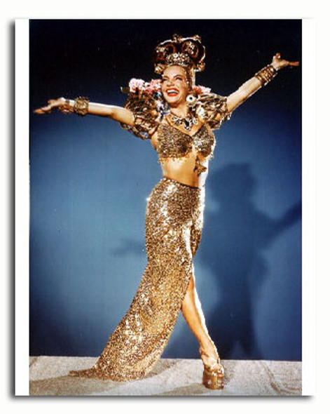 (SS3330821) Carmen Miranda Movie Photo