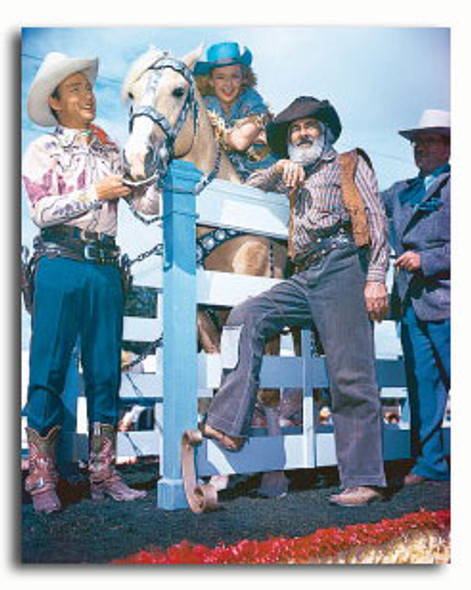 (SS3331419) Roy Rogers, Dale Evans Movie Photo