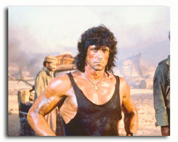 (SS3331731) Sylvester Stallone  Rambo III Movie Photo