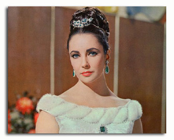 (SS3331835) Elizabeth Taylor  The V.I.P.s Movie Photo