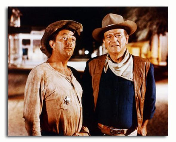 (SS3331939) John Wayne, Robert Mitchum Movie Photo