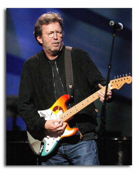 (SS3333070) Eric Clapton Music Photo