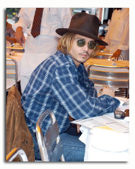(SS3333356) Johnny Depp Movie Photo