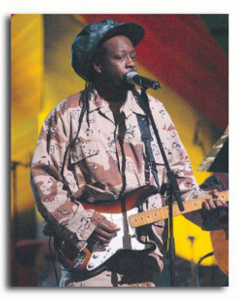(SS3334110) Wyclef Jean Music Photo