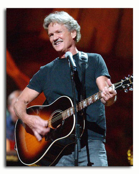 (SS3334227) Kris Kristofferson Music Photo