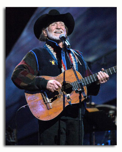 (SS3334773) Willie Nelson Music Photo