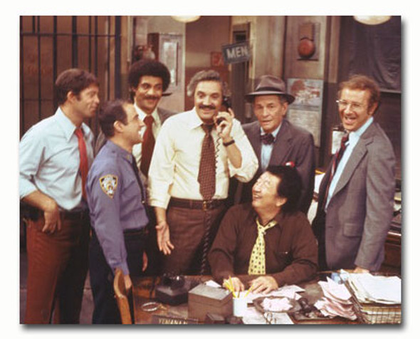 (SS3335956)  Barney Miller Television Photo