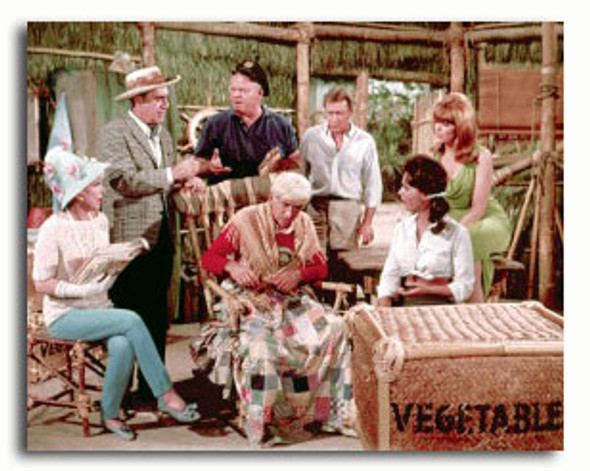 (SS3337360) Cast   Gilligan's Island Television Photo