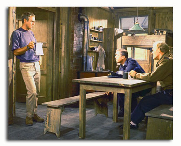 (SS3337516) Cast   The Great Escape Movie Photo