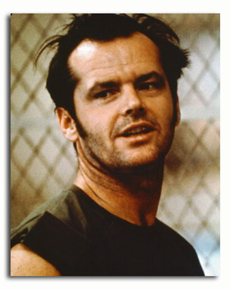 (SS3338829) Jack Nicholson  One Flew Over the Cuckoo's Nest Movie Photo