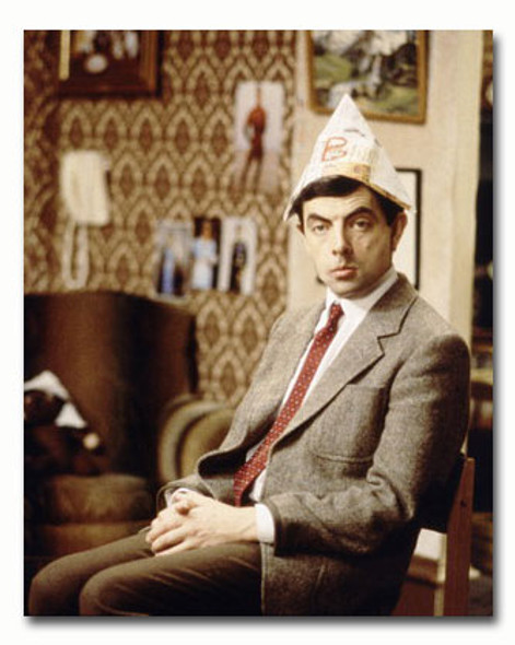 (SS3340116) Rowan Atkinson  Mr. Bean Movie Photo