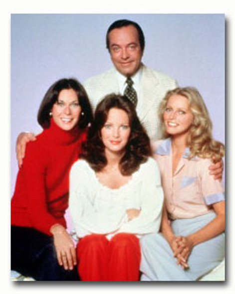 (SS3341377) Cast   Charlie's Angels Television Photo