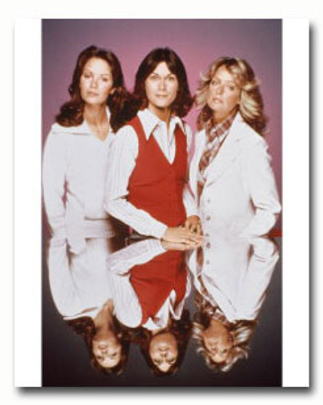 (SS3341390) Cast   Charlie's Angels Television Photo