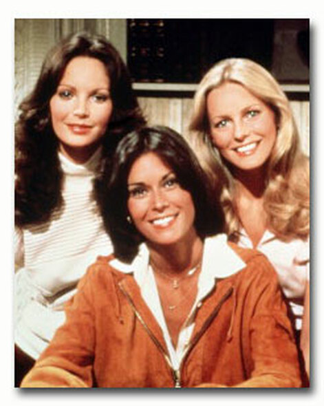 (SS3341403) Cast   Charlie's Angels Television Photo