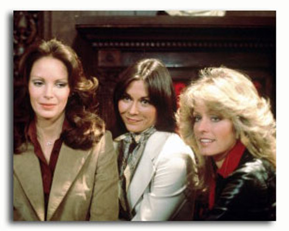 (SS3341416) Cast   Charlie's Angels Television Photo