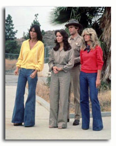 (SS3341429) Cast   Charlie's Angels Television Photo
