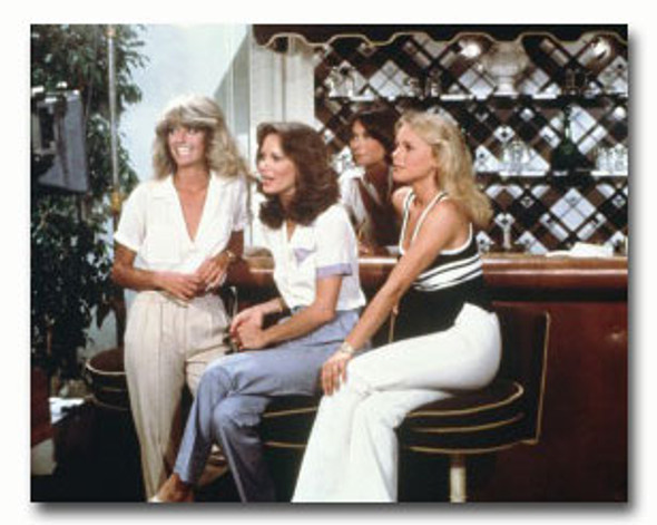 (SS3341442) Cast   Charlie's Angels Television Photo