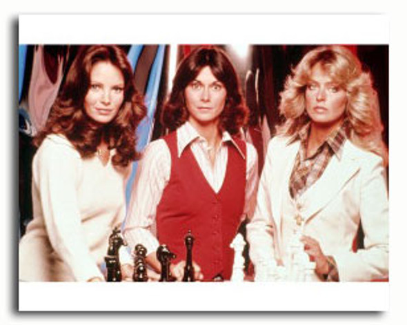 (SS3341468) Cast   Charlie's Angels Television Photo