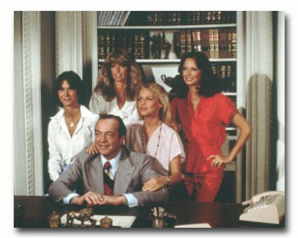 (SS3341481) Cast   Charlie's Angels Television Photo