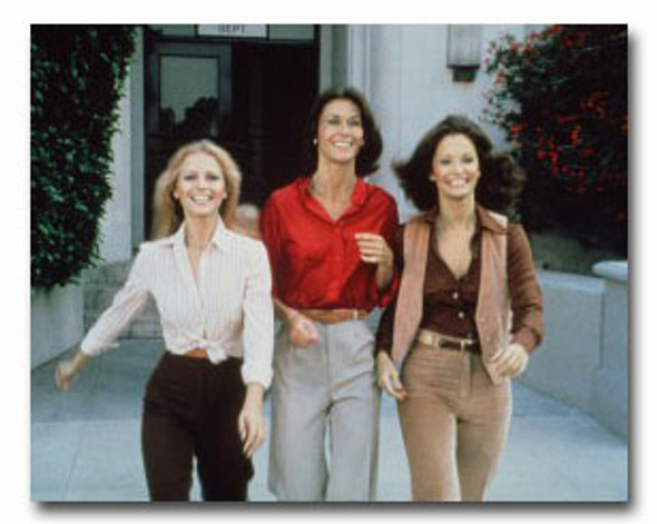 (SS3341494) Cast   Charlie's Angels Television Photo