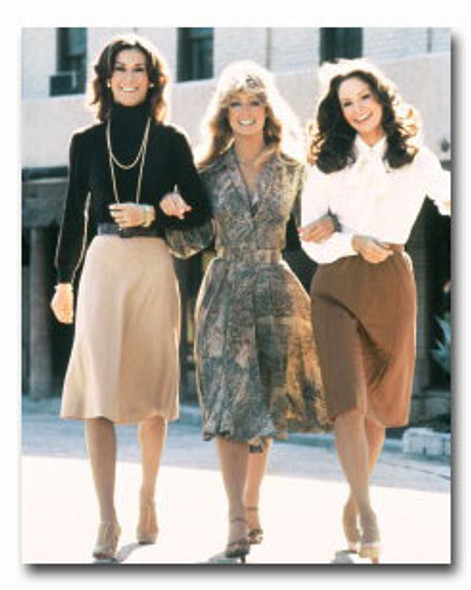 (SS3341507) Cast   Charlie's Angels Television Photo