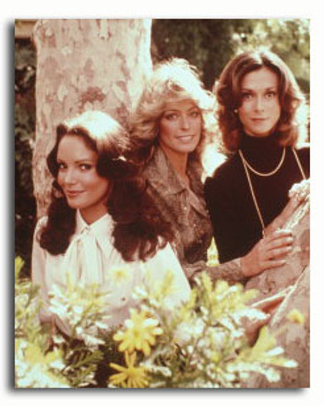 (SS3341559) Cast   Charlie's Angels Television Photo