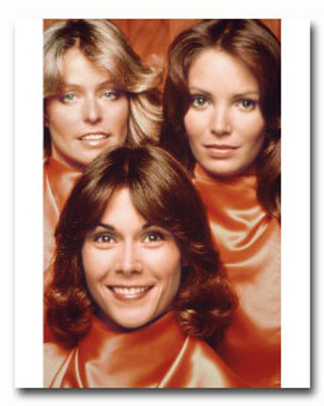 (SS3341598) Cast   Charlie's Angels Television Photo