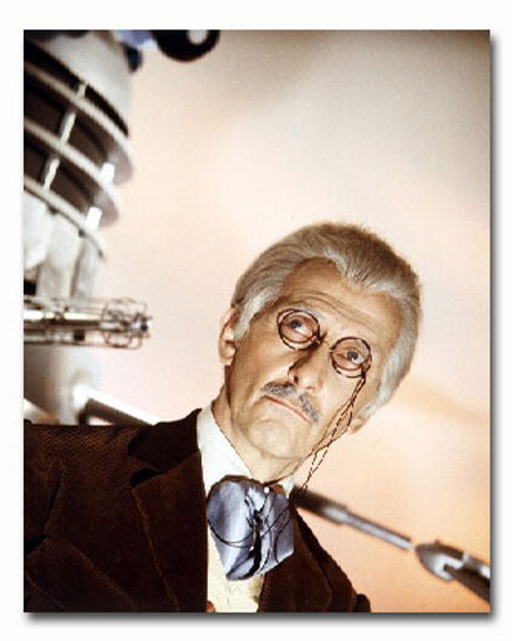 (SS3342222) Peter Cushing  Dr. Who and the Daleks Movie Photo